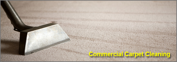 Domestic And Commercial Carpet Cleaning