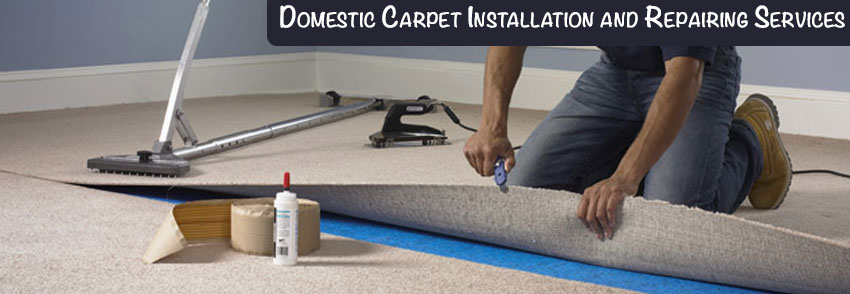 Domestic Carpet Installation and Repairing Services Werribee