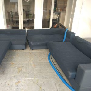 Residential Upholstery Cleaning